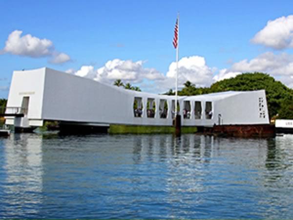 Pearl Harbor Tours >> Pearl Harbor Arizona Memorial Circle Island Tour Hawaii